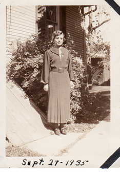 Maude Teach Sept 29 1935