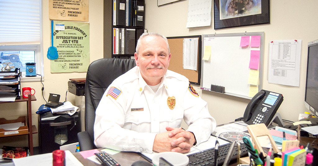 NCFD Chief Steve Trusty 001