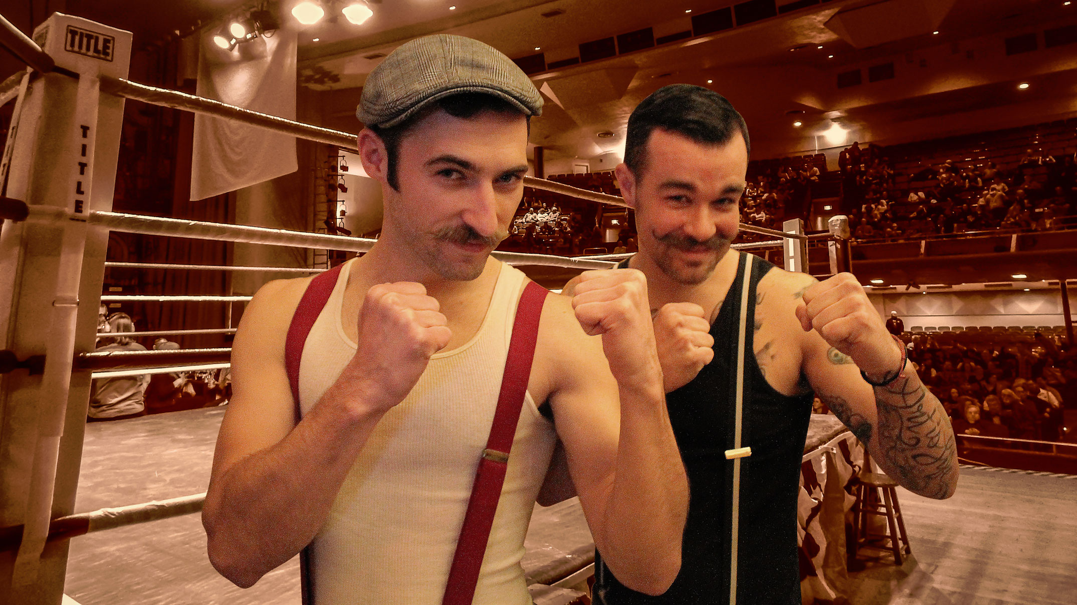 Boxers Of The 20s Wiring Diagrams Portable Transistor Tester Circuit Diagram Tradeoficcom 1920 S Boxing Exhibition Returns For One Epic Night Rh Newcarlislenews Net Roaring Twenties