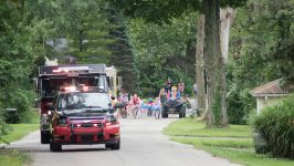 20170701-Crystal Lakes July 4 Parade BTFD-005