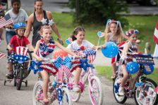 20170701-Crystal Lakes July 4 Parade BTFD-020
